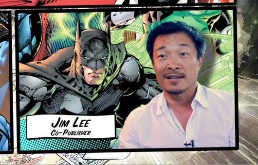 Jim Lee gościem MFKiG (i inne wiadomości ze spotkania z Egmontem na KW dot. DC Rebirth)