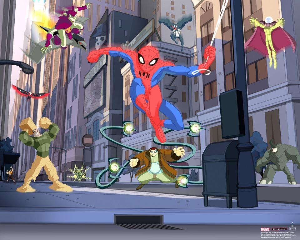 Przeciwnicy Spider-Mana