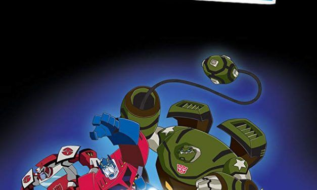 Transformers Animated – Recenzja