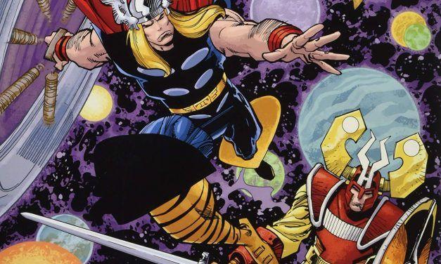 Thor Walta Simonsona – Recenzja