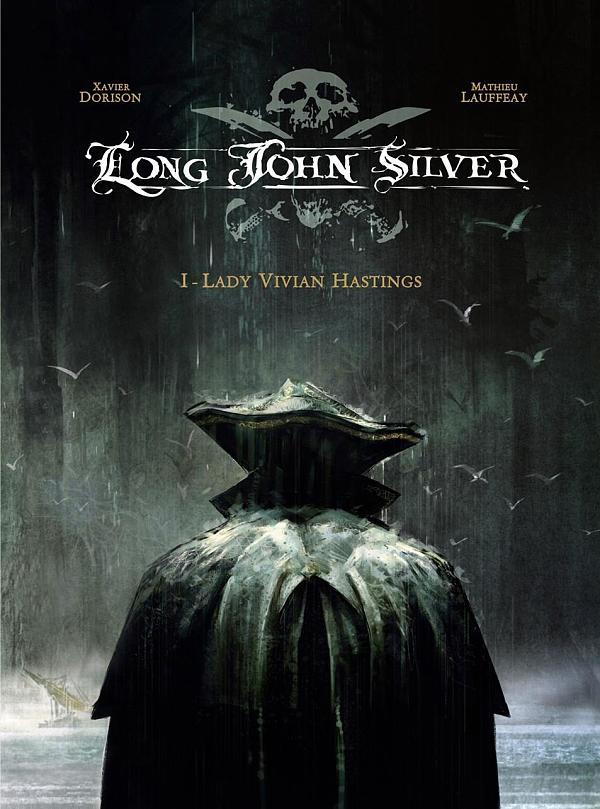 Long John Silver 1 - rys. Mathieu Lauffeay