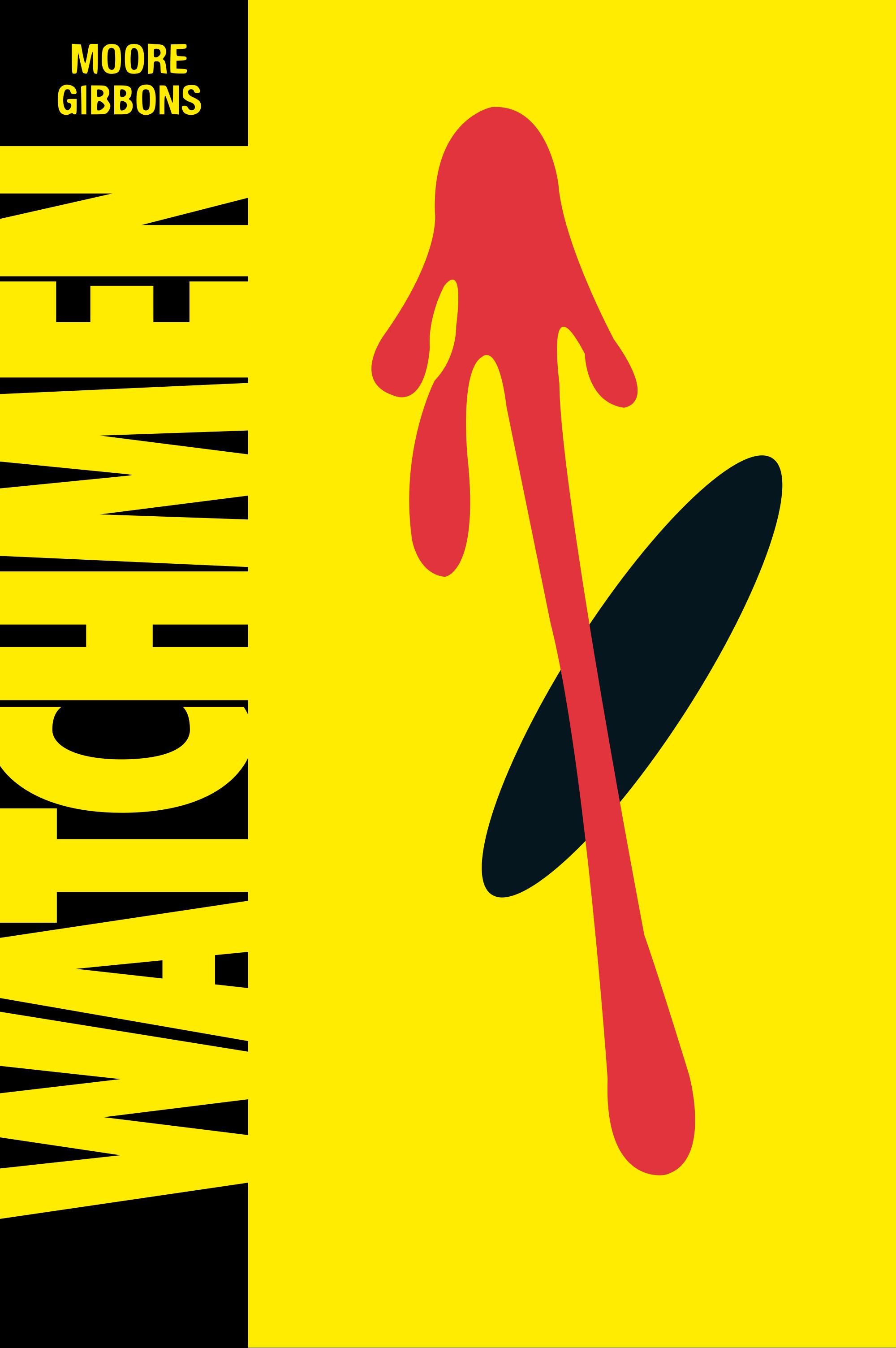 Watchmen okładka