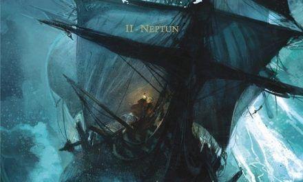 Long John Silver #02: Neptun – Recenzja