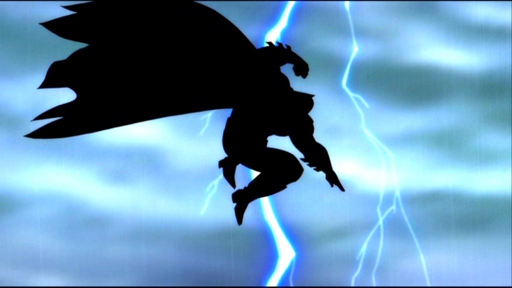 Batman - Powrót Mrocznego Rycerza