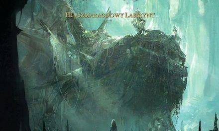 Long John Silver #3: Szmaragdowy labirynt