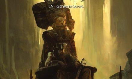 Long John Silver – tom 4: Guayanacapac
