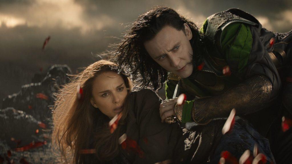 Thor- Mroczny świat - kadr z filmu