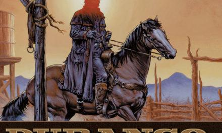 Recenzja – Durango tom 3: Pułapka na zabójcę
