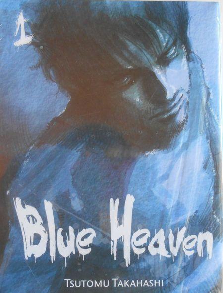 Blue Heaven - okładka
