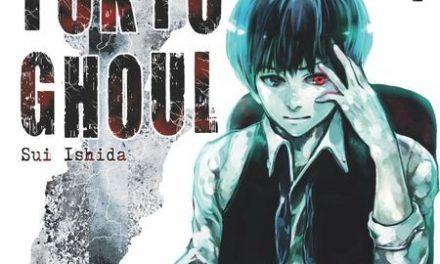 Recenzja – Tokyo Ghoul #1
