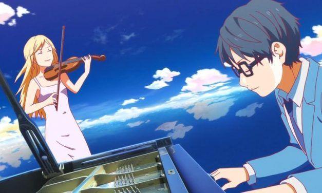 Anime 2015 – podsumowanie roku