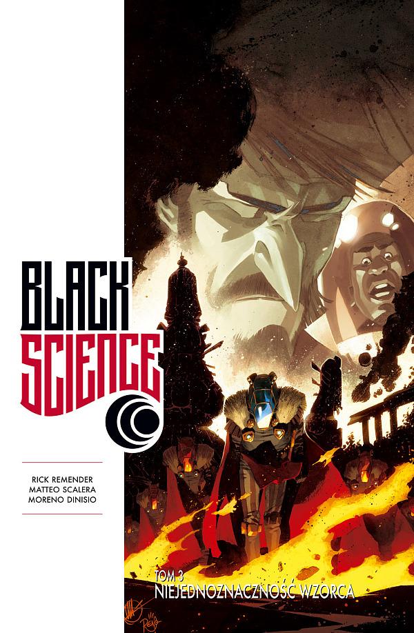 black science - tom 3 - okładka