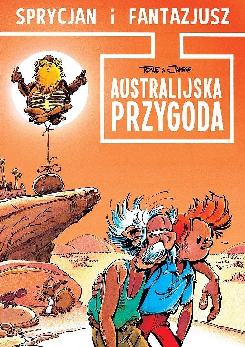 """""""Sprycjan i Fantazjusz: Australijska przygoda"""" ‒ recenzja"""