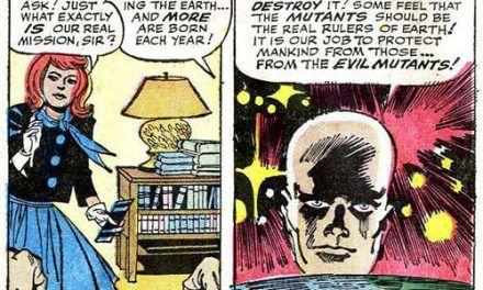 Genetyczna gorączka: X-men a Ameryka lat 60.