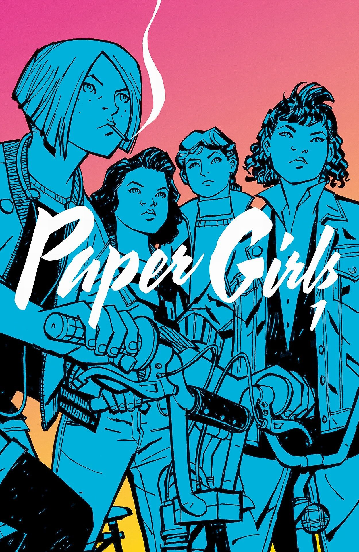 Paper Girls – tom 1 – recenzja