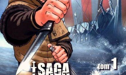 """""""Saga winlandzka"""" –  recenzja tomu 1"""