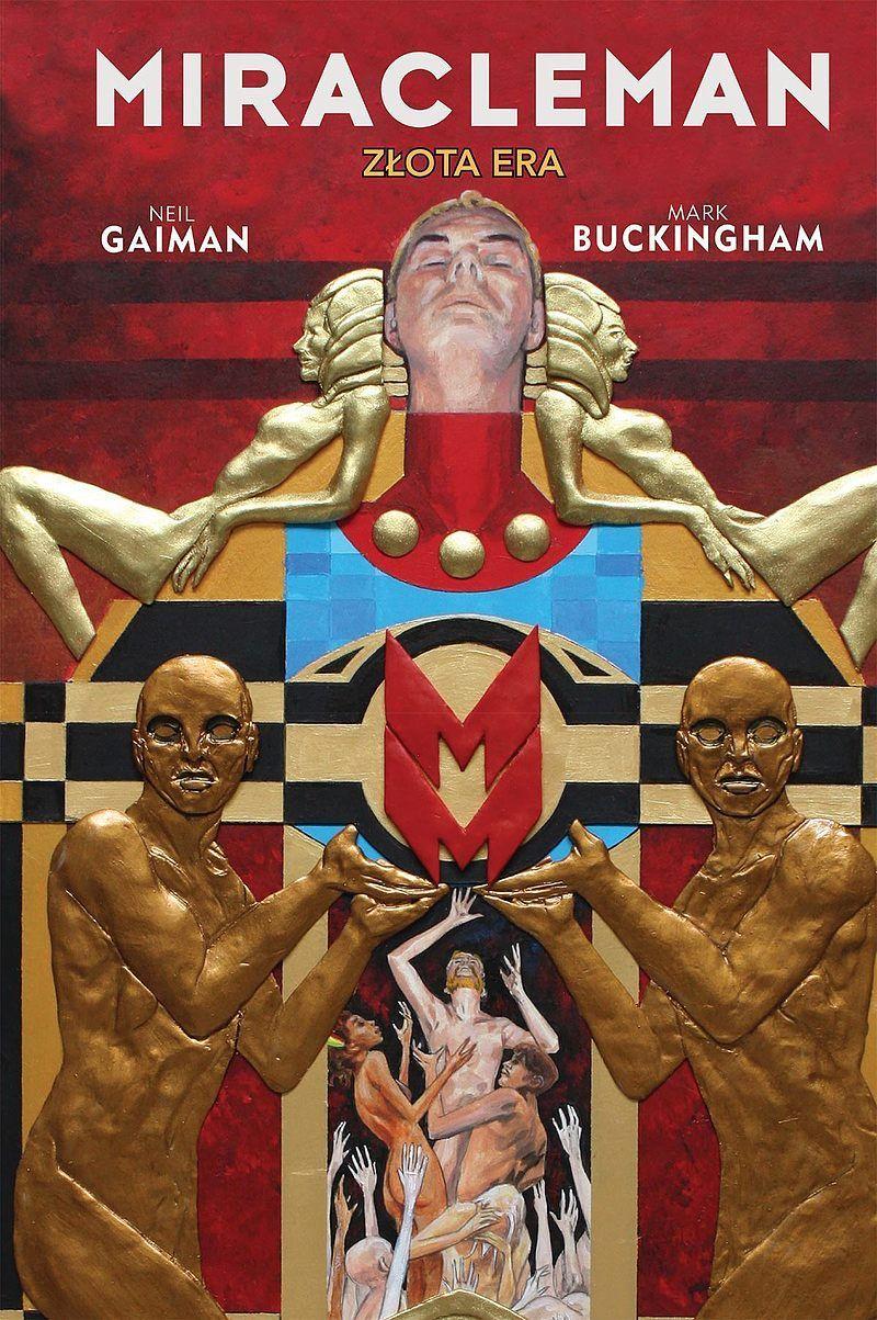 Miracleman – Złota era – recenzja