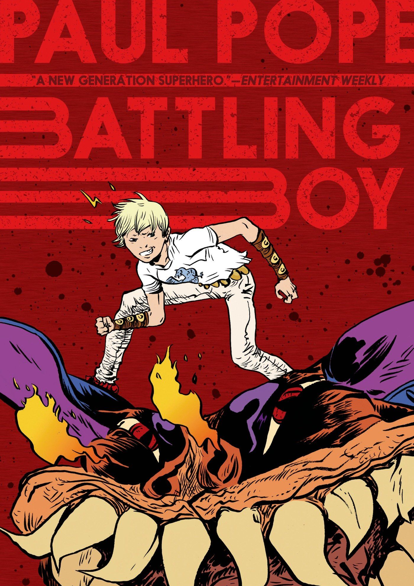Battling Boy – recenzja