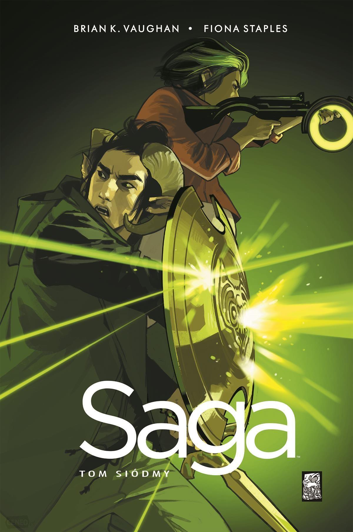 """""""SAGA"""" TOM 7 – Recenzja"""