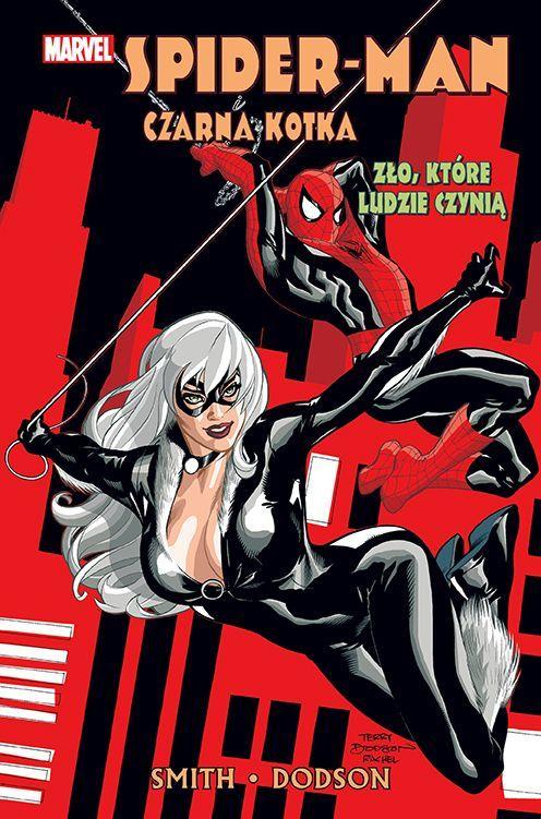 Recenzja – Spider-Man i Czarna Kotka: Zło, które ludzie czynią