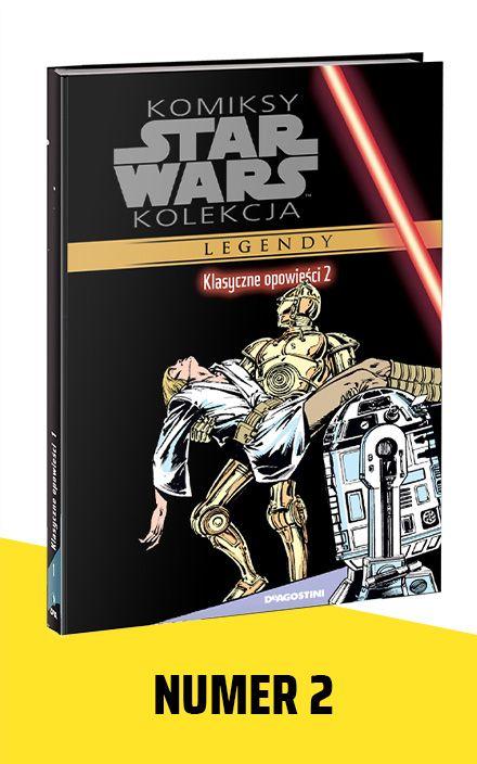 Recenzja: Komiksy Star Wars Kolekcja – Tom 2 – Klasyczne opowieści 2