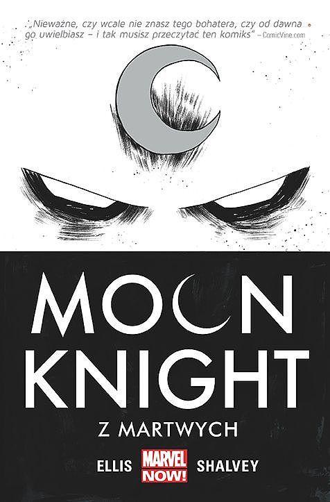 Recenzja – Moon Knight tom 1: Z martwych