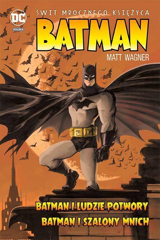 Recenzja: Batman. Świt mrocznego Księżyca