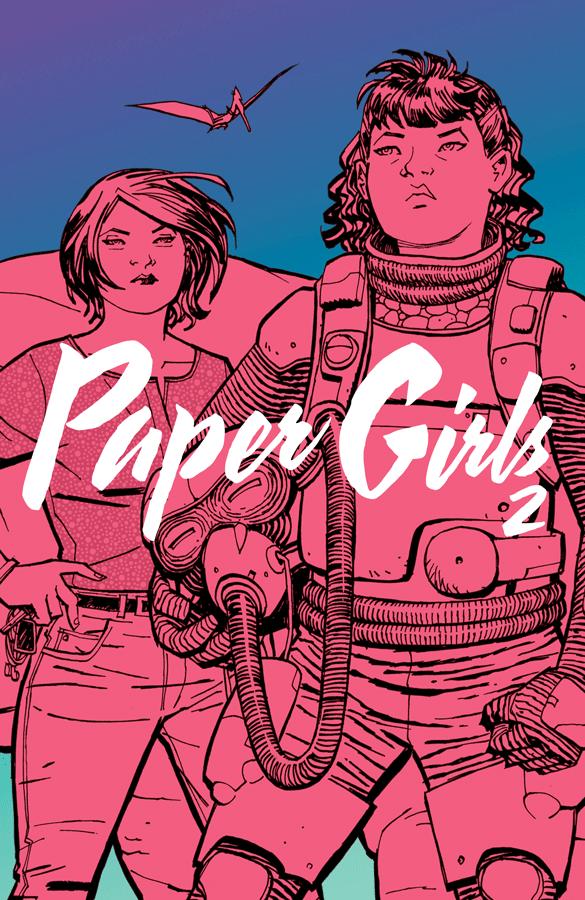Paper Girls tom 2 – recenzja
