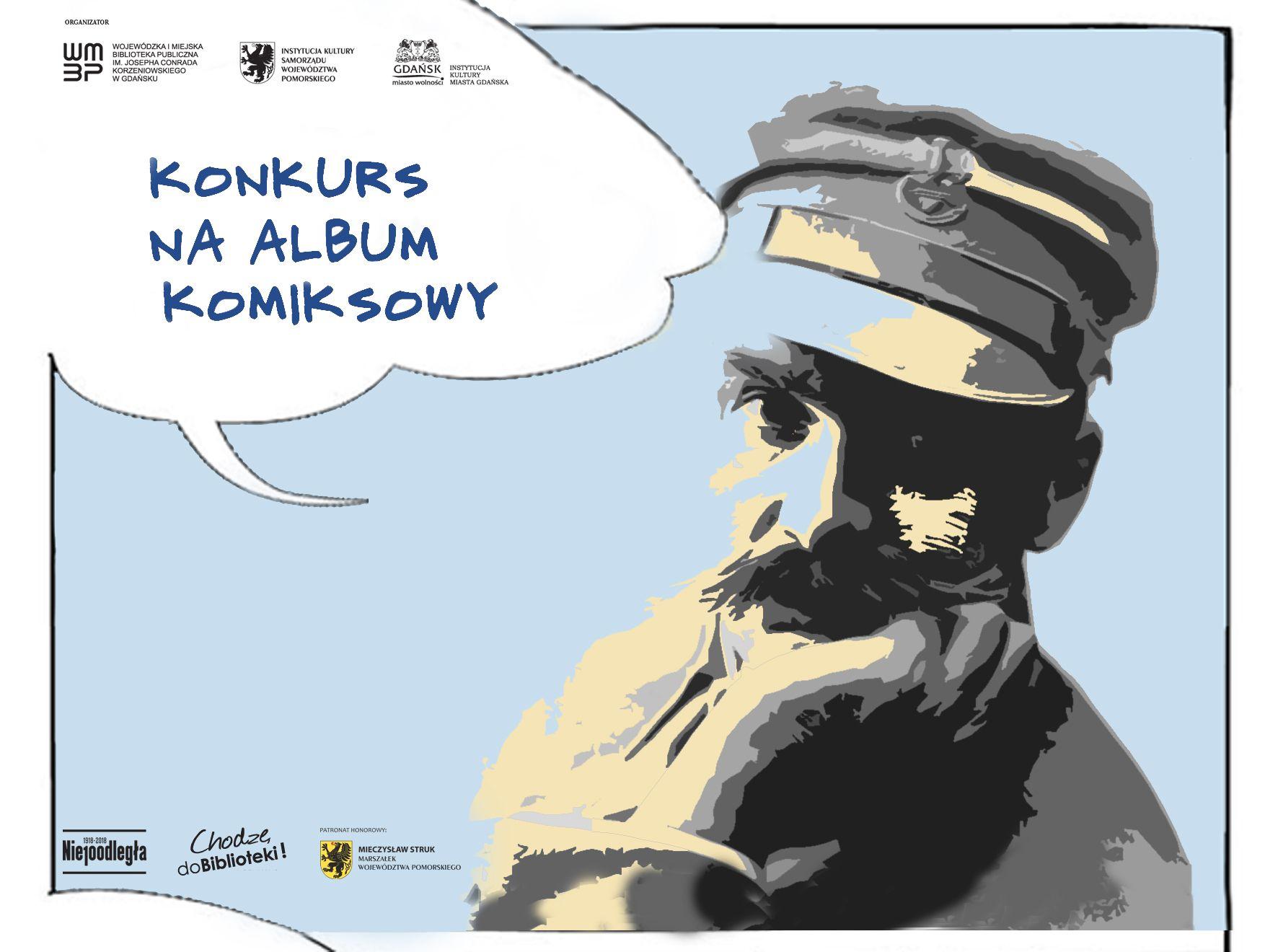 Konkurs na komiks o Józefie Piłsudzkim
