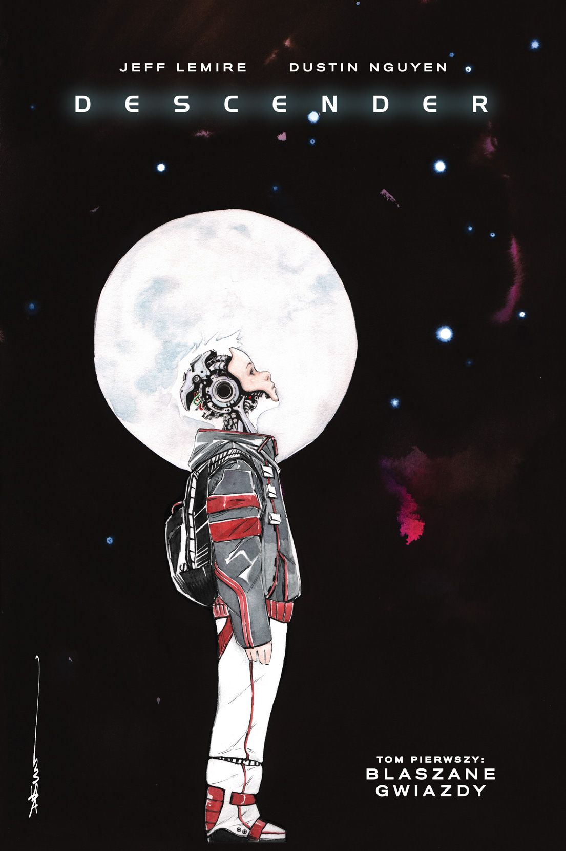 Descender – tom 1 – Recenzja