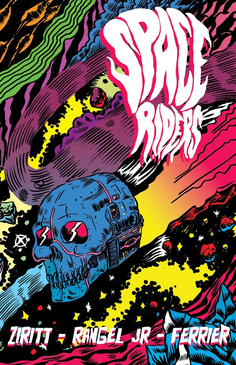 Space Riders: Vengeful Universe – recenzja