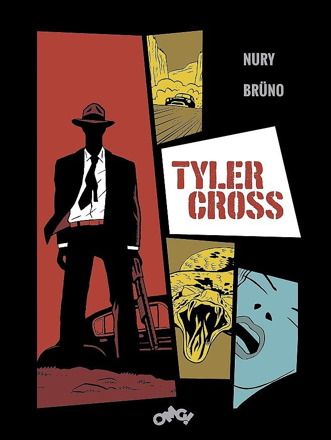 RECENZJA: TYLER CROSS – BLACK ROCK