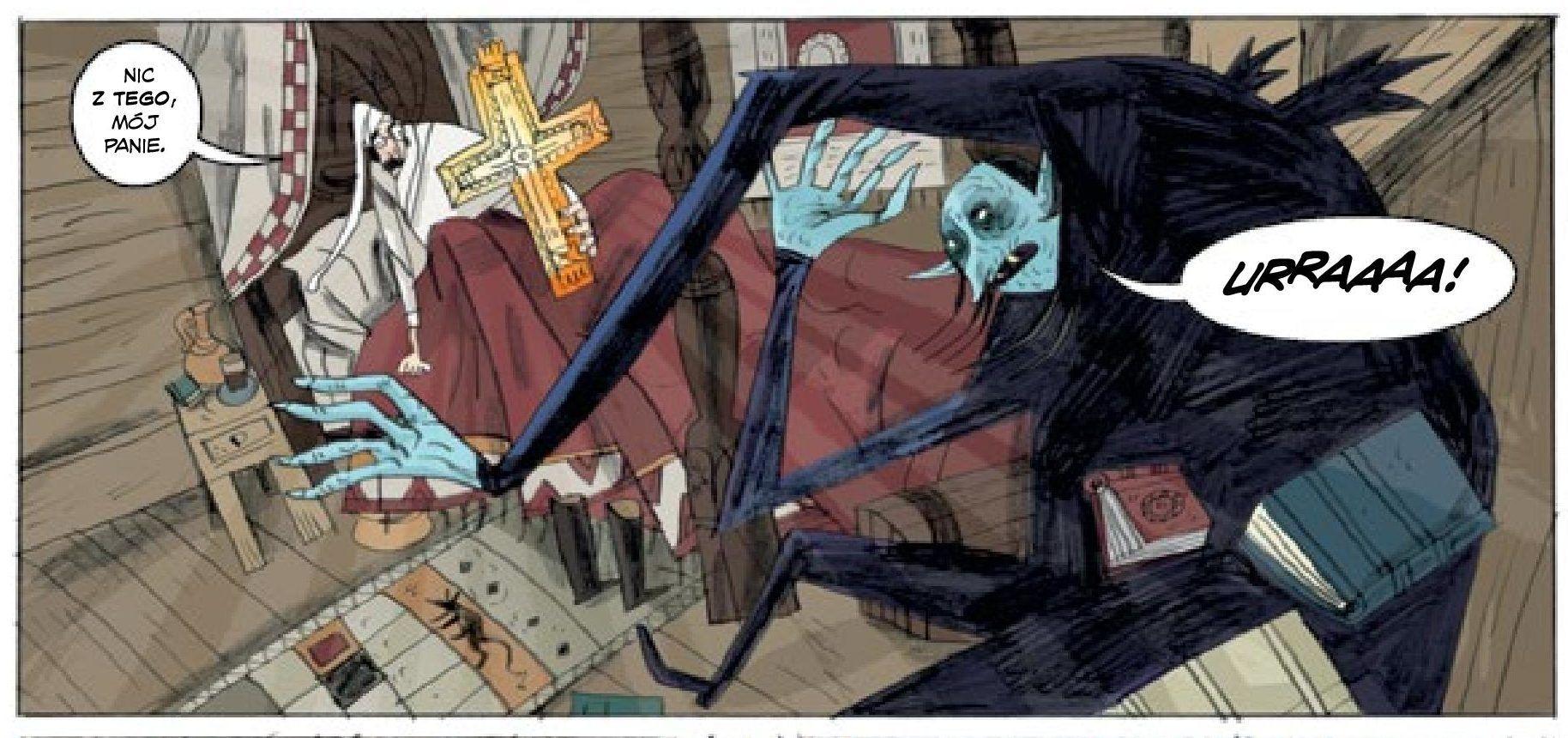 Zapowiedź: Nowości komiksowe Non Stop Comics – maj 2018