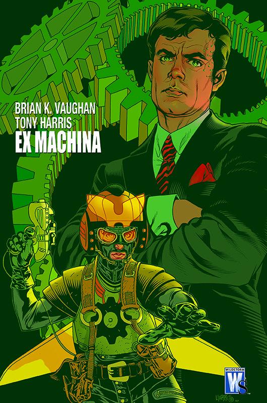 Ex Machina – tom 1 – recenzja
