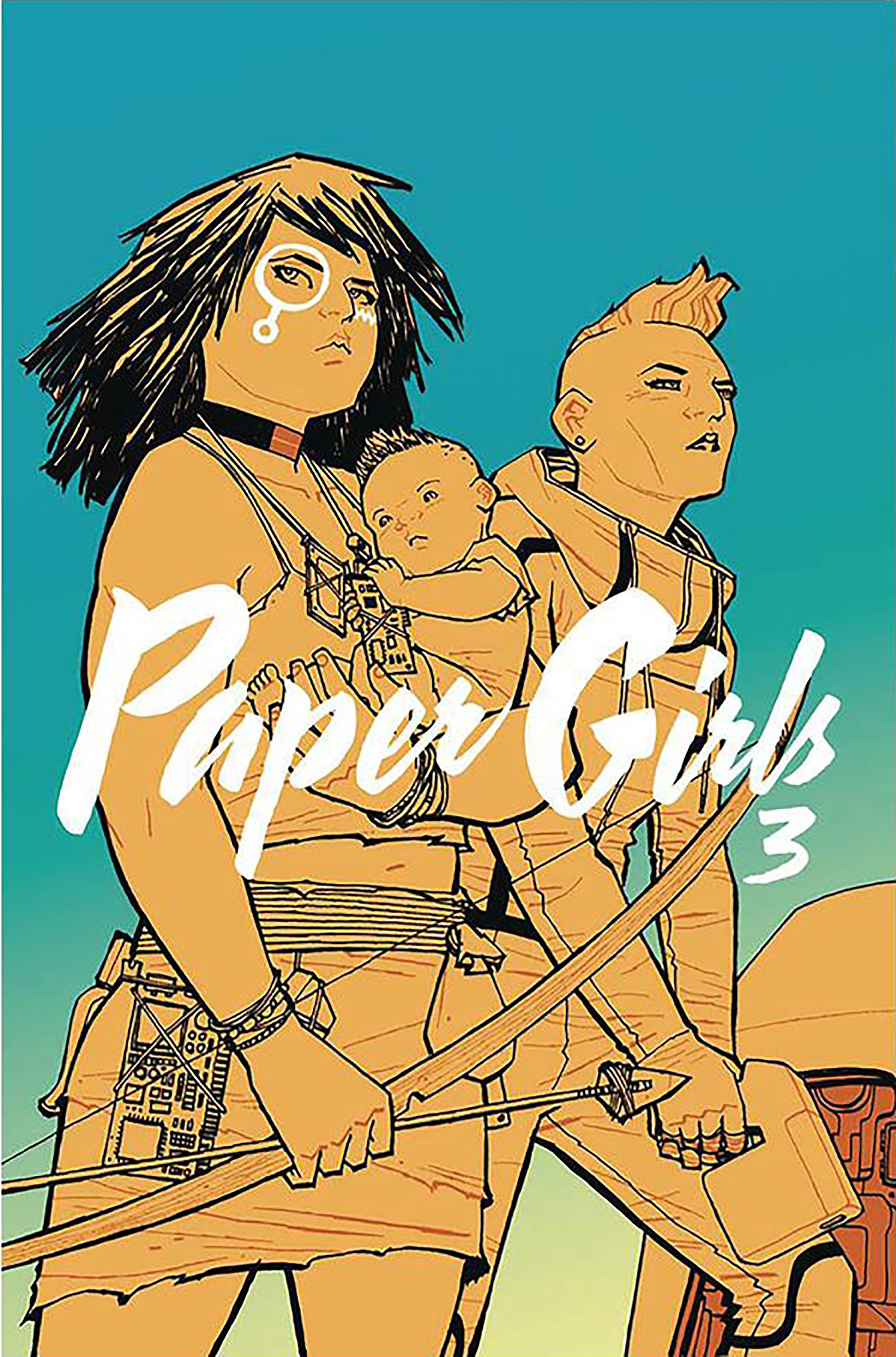 Paper Girls tom 3 – recenzja