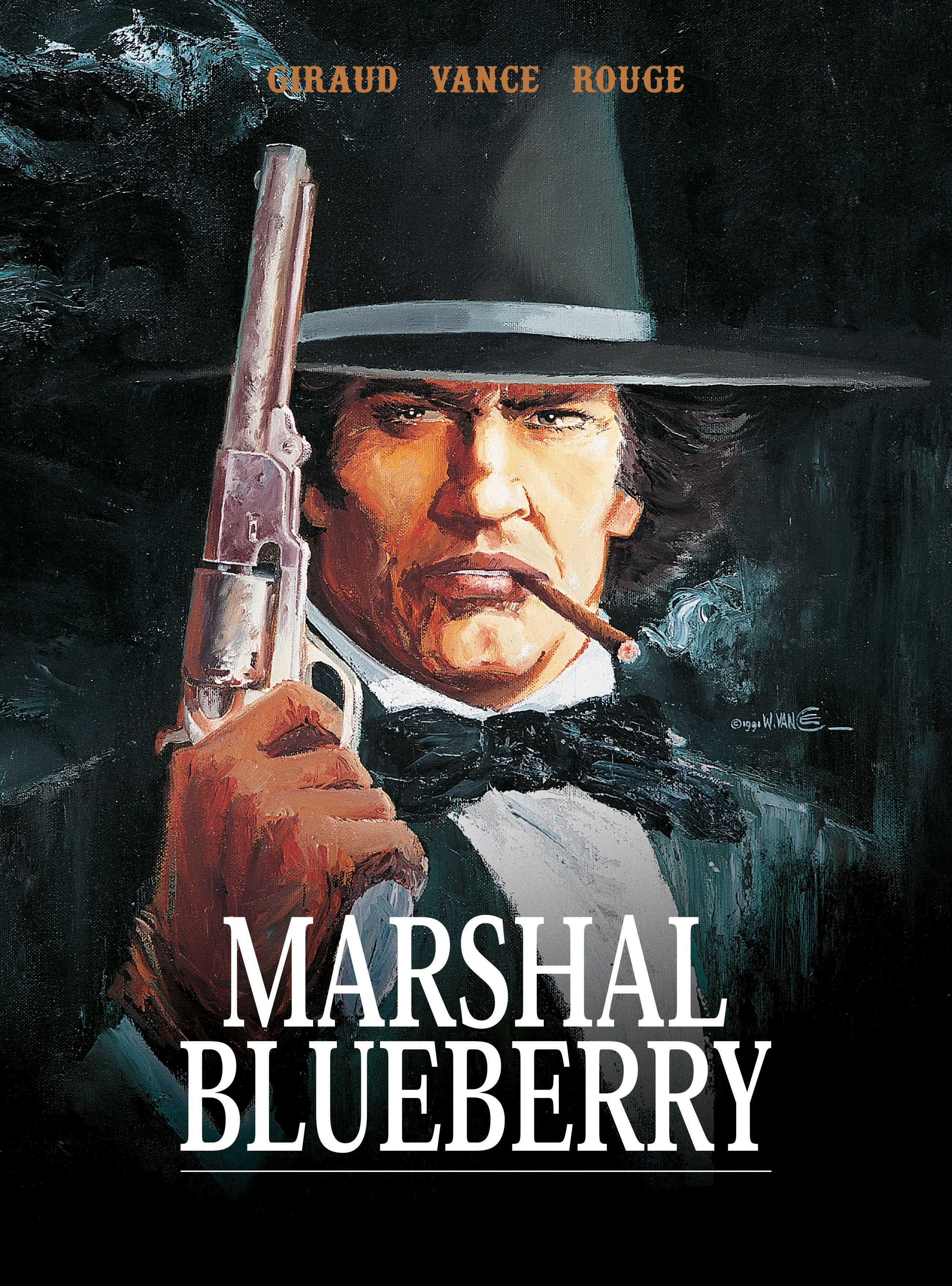 Marshal Blueberry – recenzja