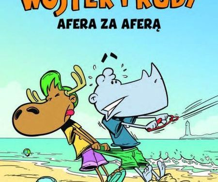Recenzja: Wojtek i Rudy #2: Afera za aferą