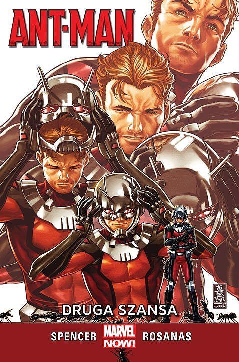 Recenzja: Ant-Man – Druga Szansa