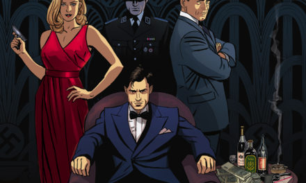 Muzeum Powstania Warszawskiego i wydawnictwo Egmont zapraszają na uroczystą premierę trzeciego tomu serii komiksowej BRADL