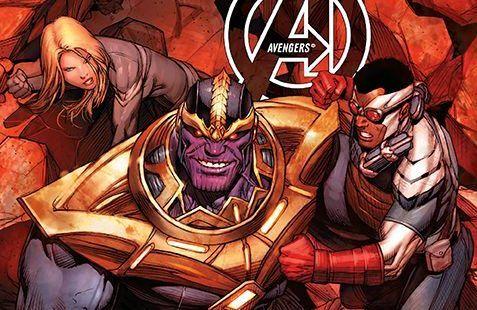 Recenzja: Avengers: Czas się kończy – tom 3