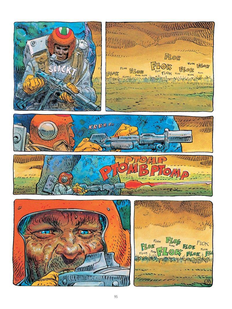 Ślepa Cytadela, The Long Tomorrow, Przystanek na Faragonescji