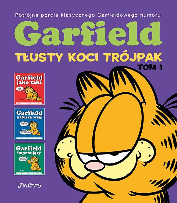 GARFIELD – Mistrz drzemki, król sarkazmu, koneser lazanii