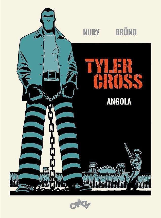 Tyler Cross 2 – Angola – recenzja