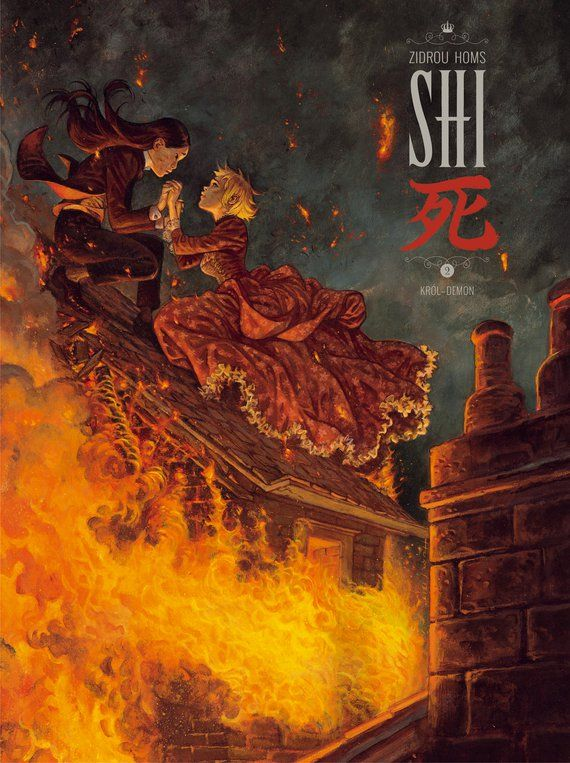 "Recenzja – ""Shi: Król-Demon"", tom 2"