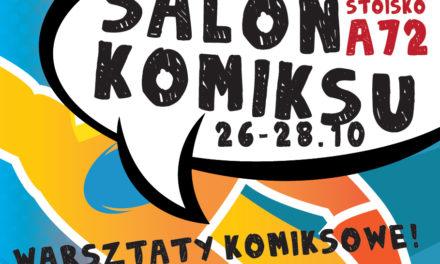 Program Salonu Komiksu 2018 w Krakowie