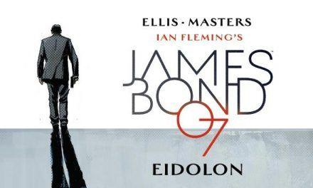 "Recenzja – ""James Bond. Tom 2. Eidolon"""