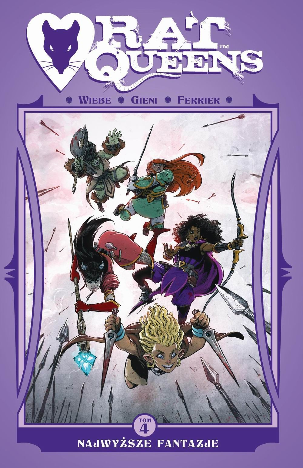 Rat Queens – tom 4 – recenzja