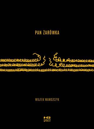 Pan Żarówka - okładka