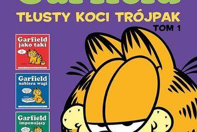Garfield. Tłusty koci trójpak. Tom 1 – recenzja