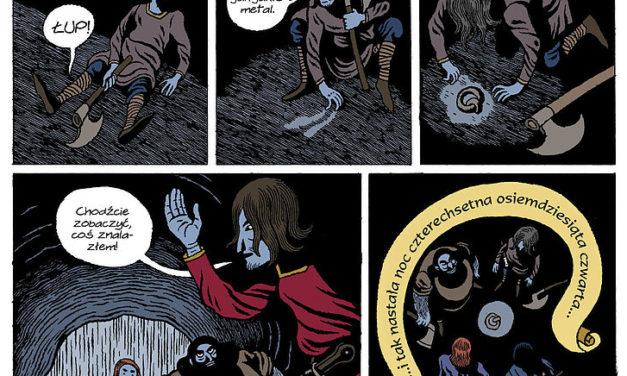 Hasib i Królowa Węży – recenzja